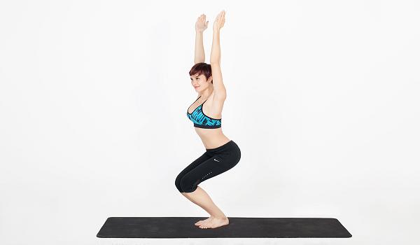 Các động tác và bài tập Yoga hỗ trợ giảm cân toàn thân nhanh nhất