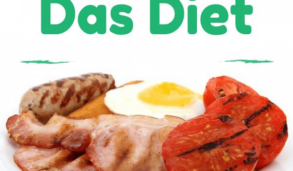 """Chế độ ăn kiêng """"DAS Diet"""" phương pháp giảm cân hiệu quả và an toàn nhất"""