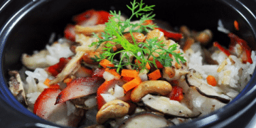 Cách làm món cơm bát bửu thơm ngon tại nhà