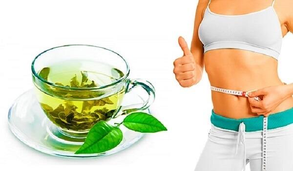Tại sao trà xanh giúp giảm cân?
